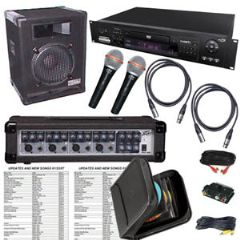 Home Karaoke Package (Hire Cost per Day)